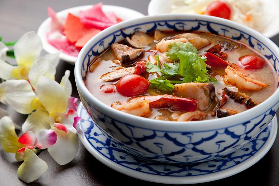 梨泰院Amazing Thai泰国美食店_韩国美食_韩游网
