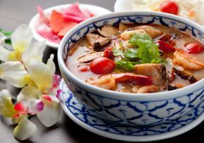"梨泰院""Amazing Thai""泰国美食店"