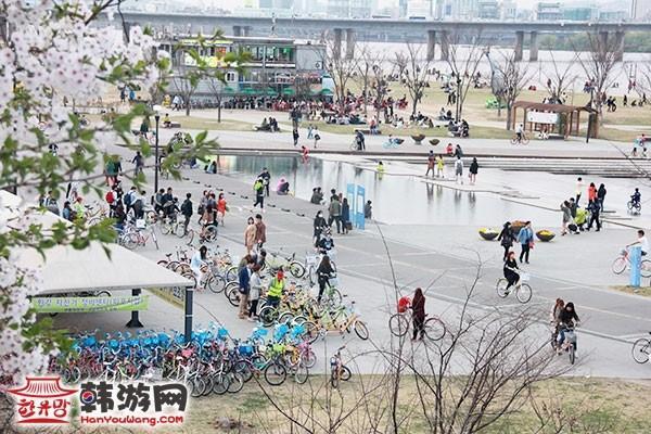 汝矣岛公园_韩国景点_韩游网
