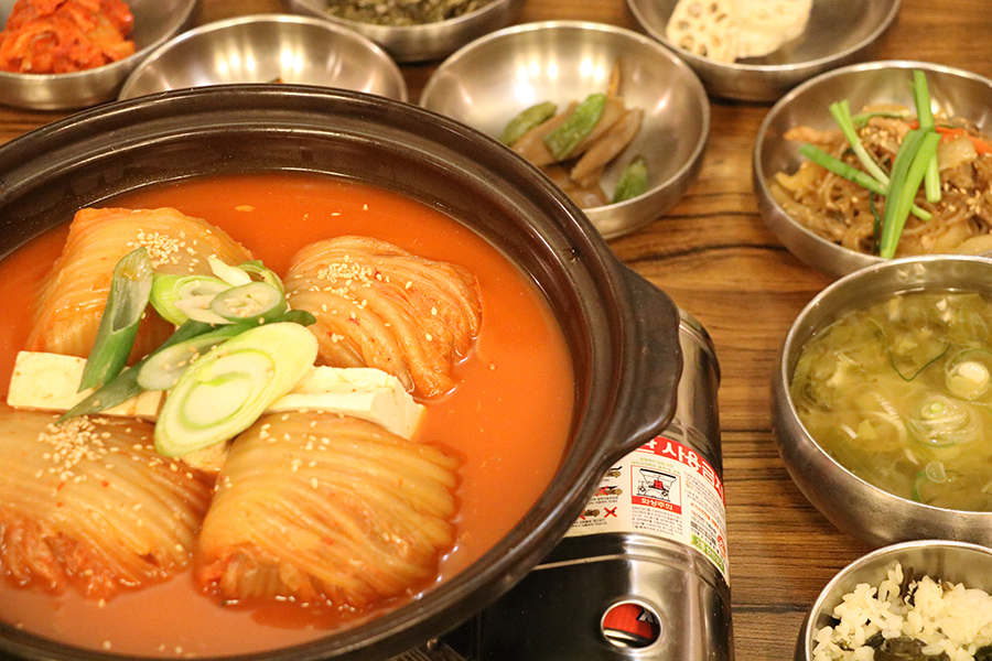 市厅 Hangaram 韩餐店_韩国美食_韩游网