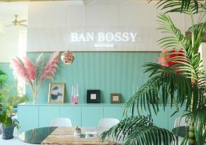 弘大BAN BOSSY BOUTIQUE 咖啡厅