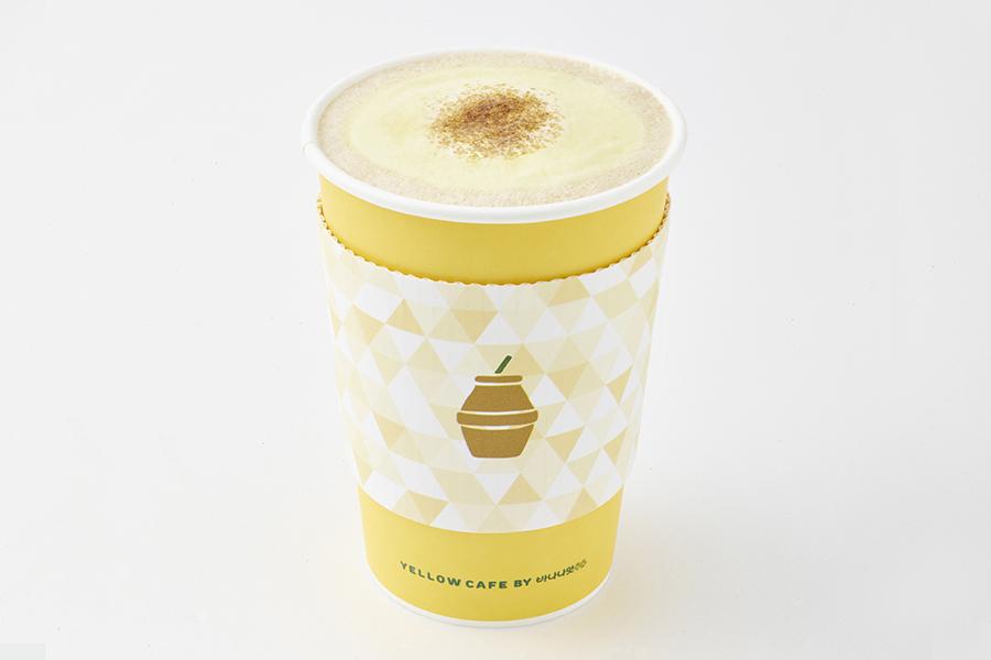 """西归浦""""香蕉牛奶咖啡店""""_韩国美食_韩游网"""