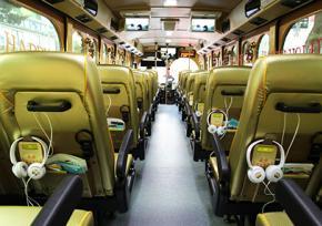济州城市观光巴士