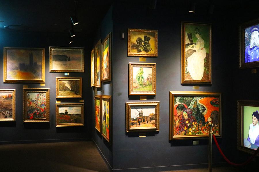 東大門L'atelier藝術互動主題體驗館L'atelier_韓國景點_韓遊網