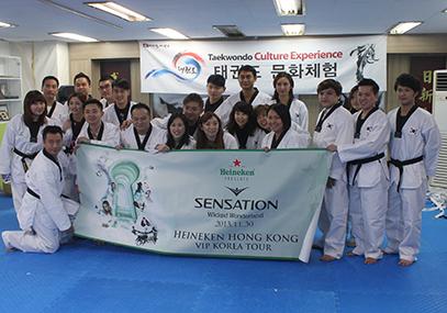 首尔阿里郎跆拳道文化体验_韩国景点_韩游网
