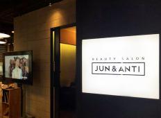 明洞JUN&ANTI美发沙龙