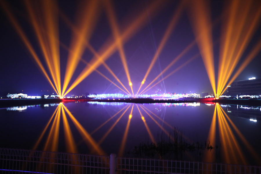 釜山一路美呀灯火主题乐园_韩国景点_韩游网