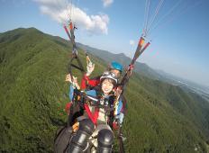 京畿道杨平未来航空滑翔伞