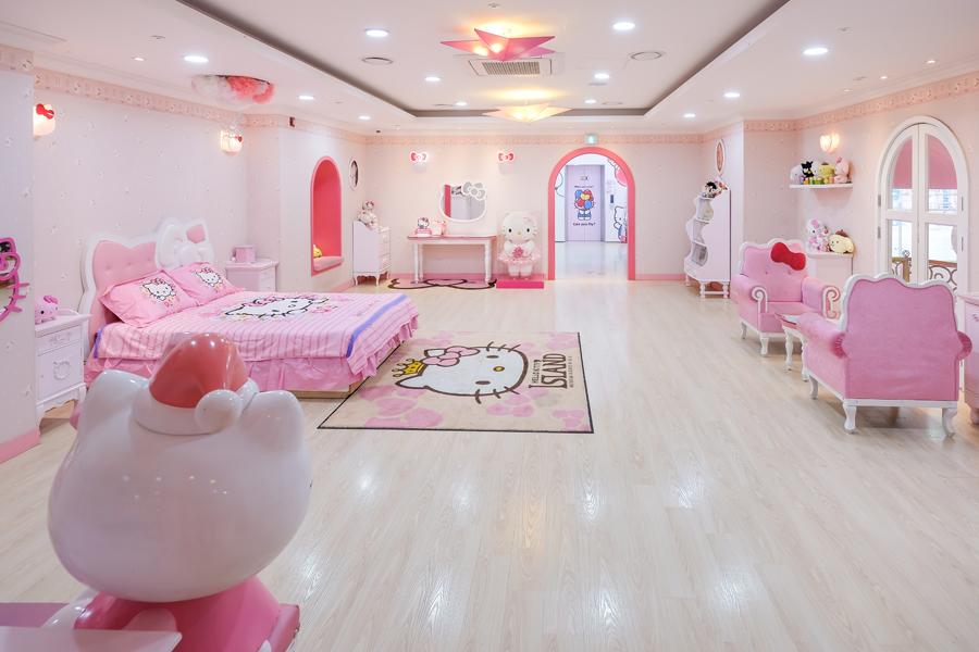 济州岛hello kitty乐园_韩国景点_韩游网