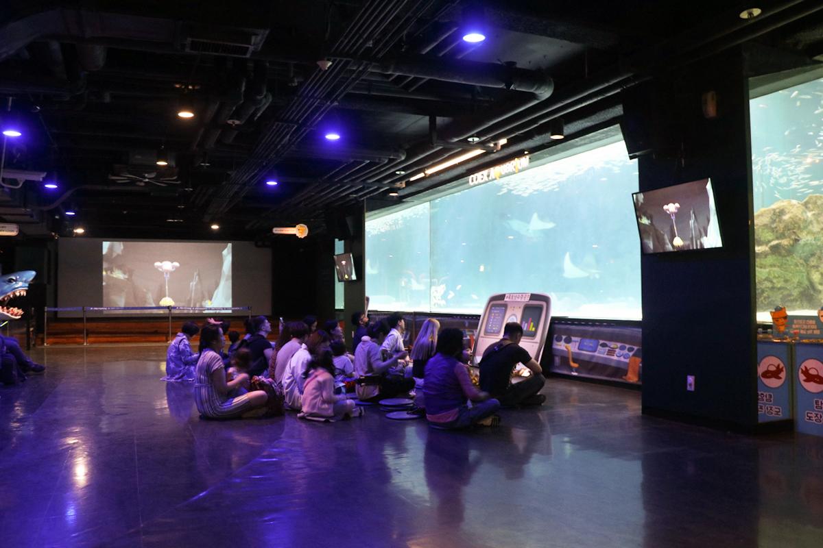 COEX水族馆_韩国景点_韩游网