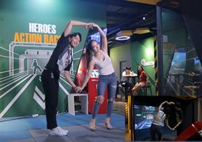 首尔Legend Heroes VR体育主题乐园(明洞、江南店)