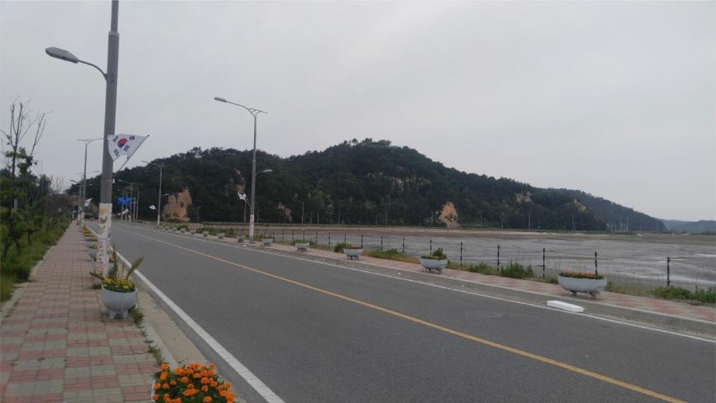 """仁川""""白翎岛""""_韩国景点_韩游网"""