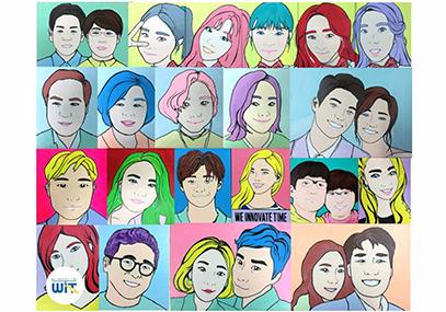 首尔文化艺术空间定制手绘体验_韩国景点_韩游网