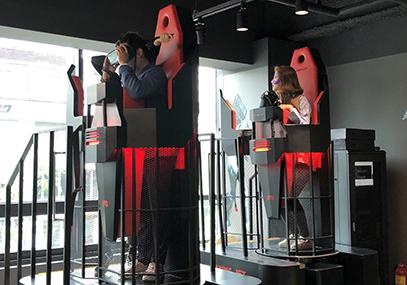 首尔新村VRIGHT VR主题乐园_韩国景点_韩游网