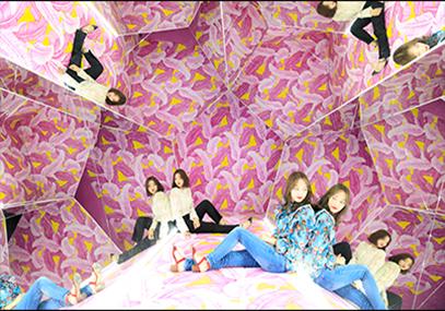 """仁寺洞""""魔女的庭院照相展览馆""""_韩国景点_韩游网"""