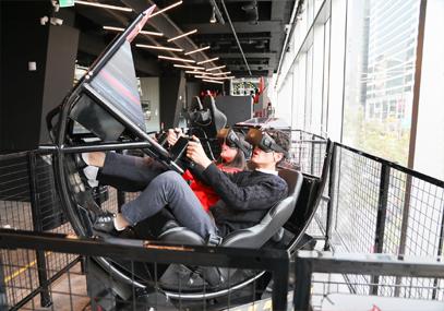 弘大HIT VR主题乐园_韩国景点_韩游网