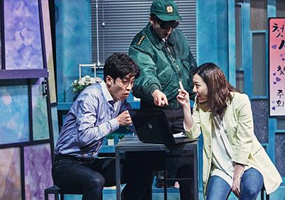 音樂劇《尋找金鐘旭》_韓國景點_韓遊網