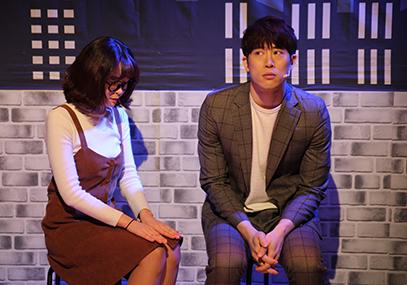 音乐剧《搭讪的法则》(有中文字幕机器)_韩国景点_韩游网