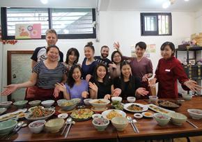 首尔五味料理教室(韩餐文化课程体验)