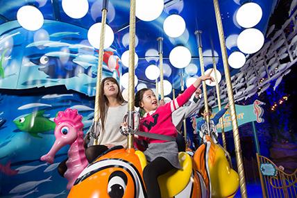 乐天世界儿童主题乐园-海底王国_韩国景点_韩游网