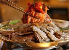"""明洞""""GOYONAM""""韩餐店"""