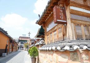 全州传统韩屋村