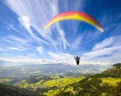 韓國楊平滑翔傘飛行園