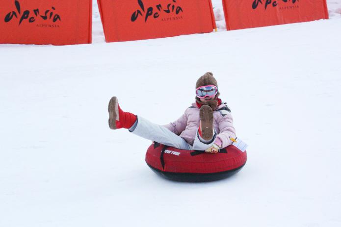 阿尔卑西亚(Alpensia)度假村滑雪场_韩国景点_韩游网