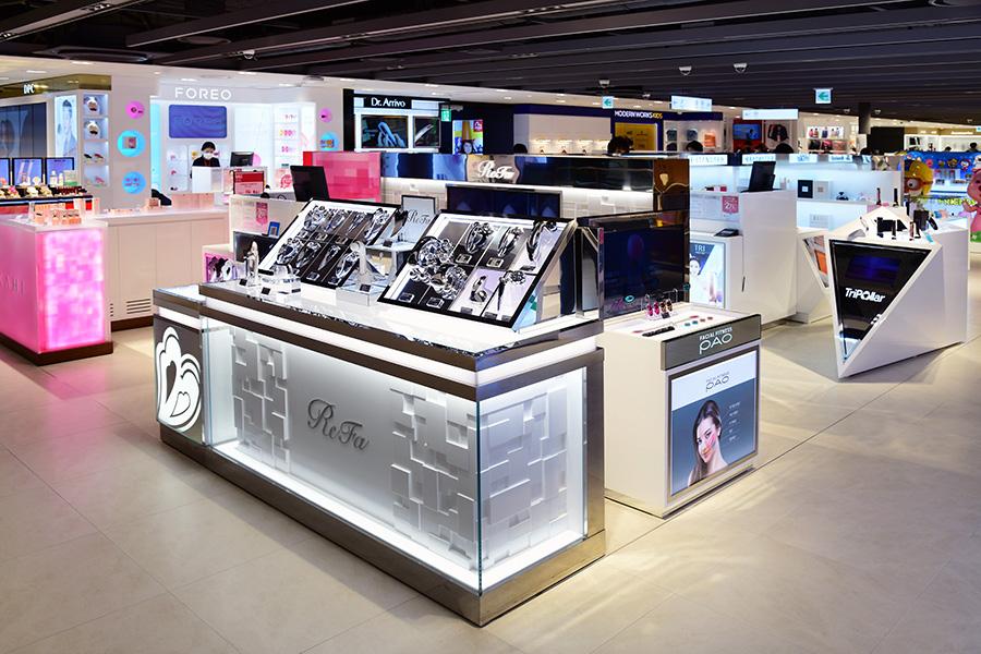 現代百貨免稅店(東大門店)_韓國購物_韓遊網